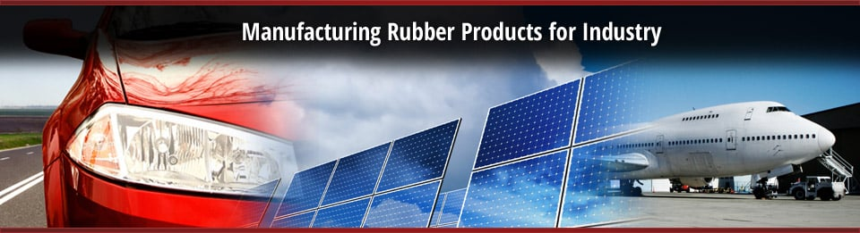 Manufacturing Rubber Products For Industry